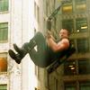 Clint falling