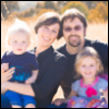 slightly radiant: our little family: 2012