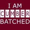I'm cumberbatched