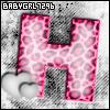 pink leopard H