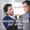 sinfulslasher: white collar neal + peter slash writes i