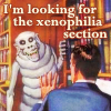 Halloween-I'm Looking for the Xenophilia