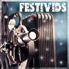 vidding - festivids projector
