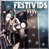 vidding - festivids projector