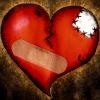 lovenhardt1: heart and bandaid
