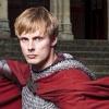 Arthur red cloak
