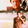 Daryl - brown shirt