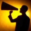 оппозиция, политика, мегафон, митинг