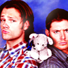 lipglosskaz: J2 stuffed toy