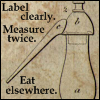 Kvothe -- label clearly