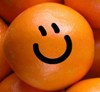 a geek in such the wrong way: cute-smiley orange