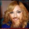 bearded maddona