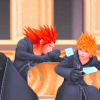 [Kingdom Hearts] Axel + Roxas