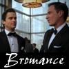 Bromance White Collar