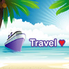 Des: Travel Love Ship