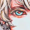 M-Menami: The eye
