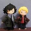 koorime_yu: Sherlock&John