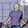 clint, no, coffee