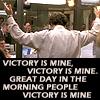 TWW, Josh victory is mine