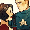 Captain America: Peggy&Steve