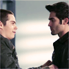 tw sterek stiles is in charge