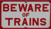 Kevin Standlee: Beware of Trains