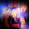 doctor who: doctor/rose handholding tard