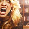 Teen Wolf- (207) Erica snarling