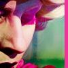 Movies- (THG) Effie's pink eyelashes