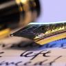 poetry, pen