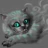 Cheshire cat, crazy