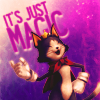 FF7- Cait Sith (it's magic)