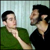 Devil Doll: sterek gimme a kiss