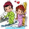 Love is - Winter