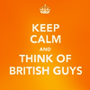 Keep Calm: British Guys by lostree