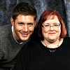 Late Night Drops of Random: Sue with Jensen in ChiCon 2012