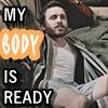 my body is ready Chuck SPN