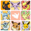 (Pokemon) Eeveelutions