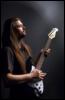 гитара, студия, я, свает