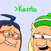 pokemon - >kanto