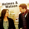 Elementary Holmes/Watson
