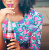 Natural hair & Coke