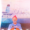 The hero of the story: The Life Aquatic