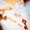 alice in my world ` drink me up