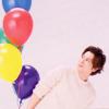 Sah-chan: junballons
