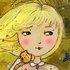 Девочка с печеньем