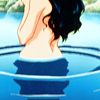 Kagome ✥iconic first bath scene