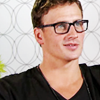 people - ryan lochte; glasses
