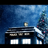 DOCTOR WHO → Christmas TARDIS