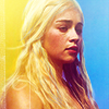 game of thrones 》 daenerys vibrant